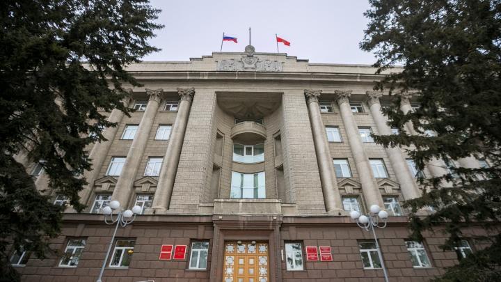 На очередной ремонт фасада здания правительства края выделили почти 50 миллионов рублей