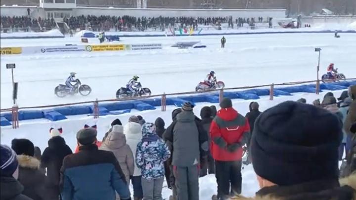 Уфимские мотогонщики выиграли 3-й этап чемпионата России