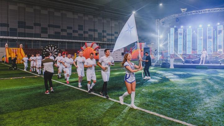 Основатель УЗПМ Рустам Гильфанов провел в Перми благотворительный чемпионат по футболу