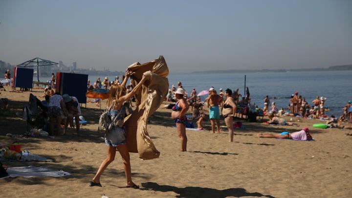 Жарило как в Испании: метеорологи подвели итоги лета в Самаре