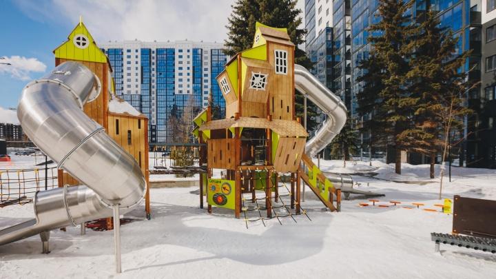 На старте дешевле: вЖКEVOPark начались продажи квартир в двух новых домах