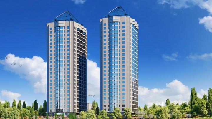 На берегу Северного водохранилища построят две 25-этажных высотки