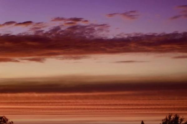 Уральскому фотографу никогда не надоедает рассматривать небо, и понятно почему