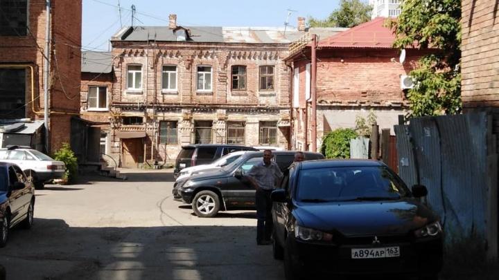 В Самаре отменили снос нескольких аварийных домов