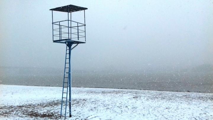 Сильный ветер и снег: в Омске ожидается ухудшение погоды в ближайшие дни