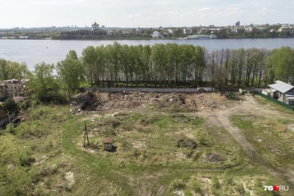 Теперь для строительства многоквартирных домов в этом месте нет никаких преград
