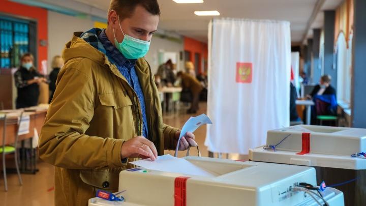 34 мандата из 52: «Единая Россия» сохранила большинство в Заксобрании Красноярского края