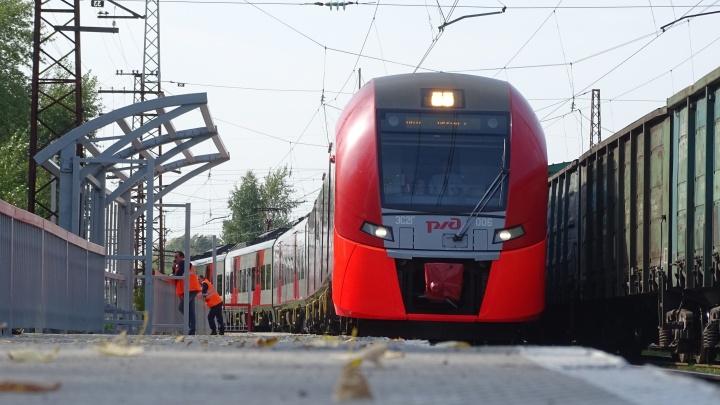 Скоростные поезда «Ласточка» запустят между Пермью и Чусовым