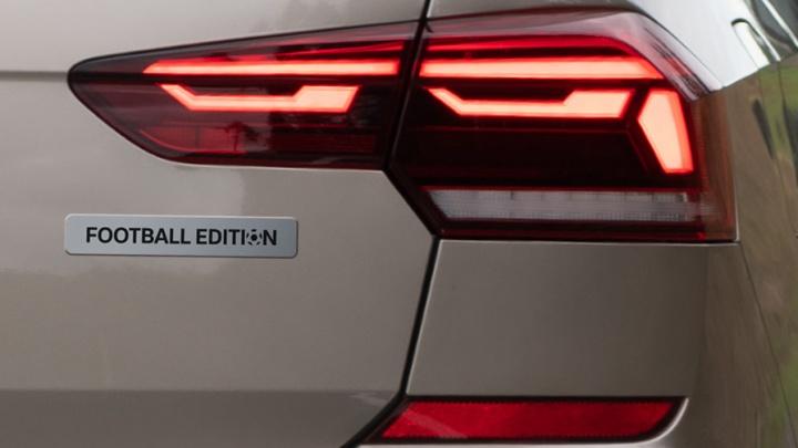 Красноярцам предложили новые условия покупки специальной версии Volkswagen Polo Football Edition