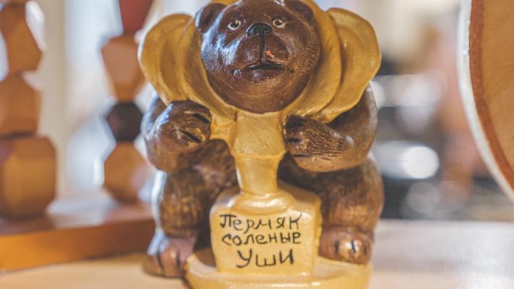 «Каждое изделие сделано с душой, поэтому карма только светлая»: в Перми открылся первый магазин ГУФСИН