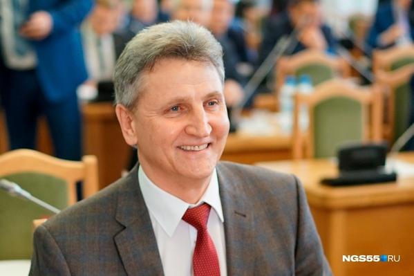 В 2018 году Фридрих Мецлер баллотировался на пост мэра Омска