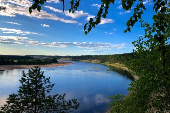 Пучкомский заказник — это особо охраняемая природная территория в Архангельской области, которая находится рядом с республикой Коми