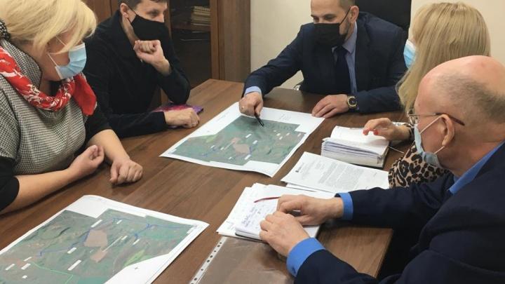 Жителей поселков и садоводческие товарищества в пригороде Красноярска обеспечат качественной питьевой водой