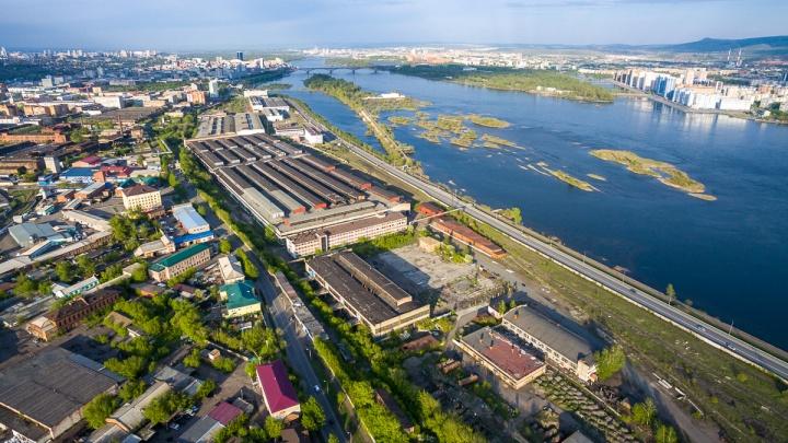 «Ядро нового инвестиционного центра Сибири»: на месте бывшего завода комбайнов проектируют 4 башни «Красноярск-сити»