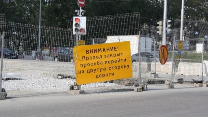 Будьте внимательны: в Екатеринбурге закрыли движение по Макаровскому мосту