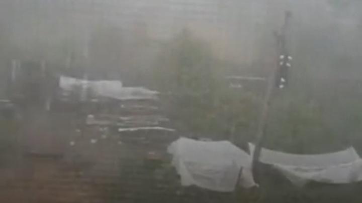 Такого не было несколько десятилетий: город в Волгоградской области накрыло сильнейшим ураганом