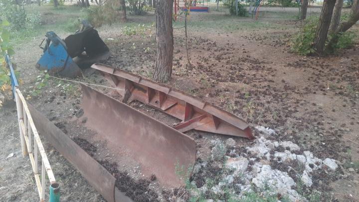 В Уфе нашли одну из «самых опасных» детских площадок в стране