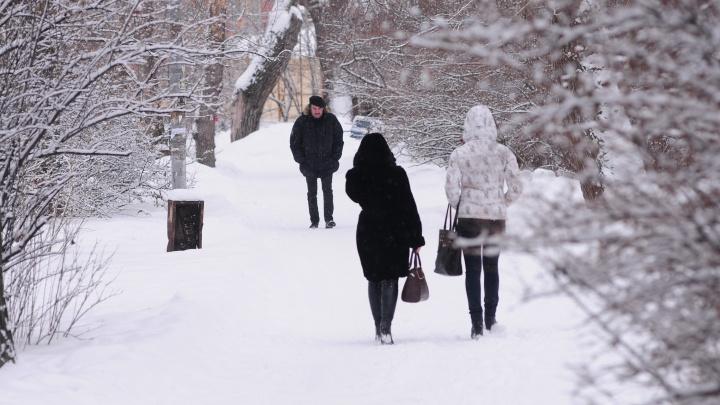 За сутки в Екатеринбурге температура воздуха поднимется на 20°C. Врач рассказала, как это пережить