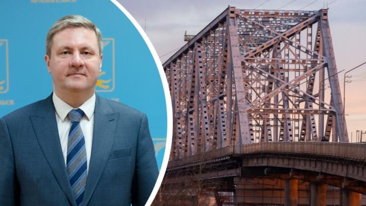 «Это не прихоть»: Дмитрий Морев попросил набраться терпения из-за закрытия Северодвинского моста