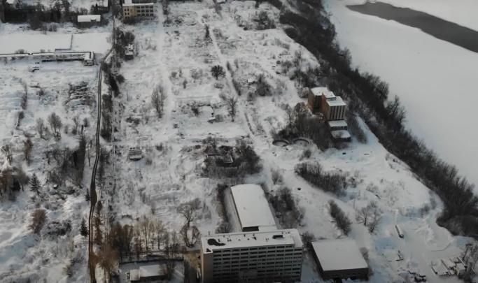 На территории завода имени Масленникова построят дорогу