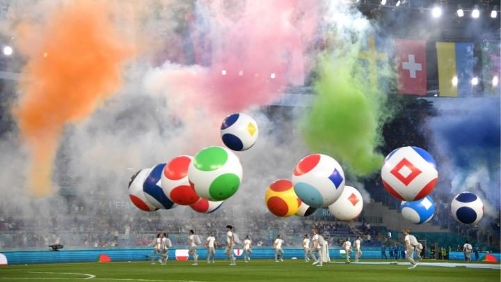На матче открытия Евро-2020 Италия разгромила Турцию