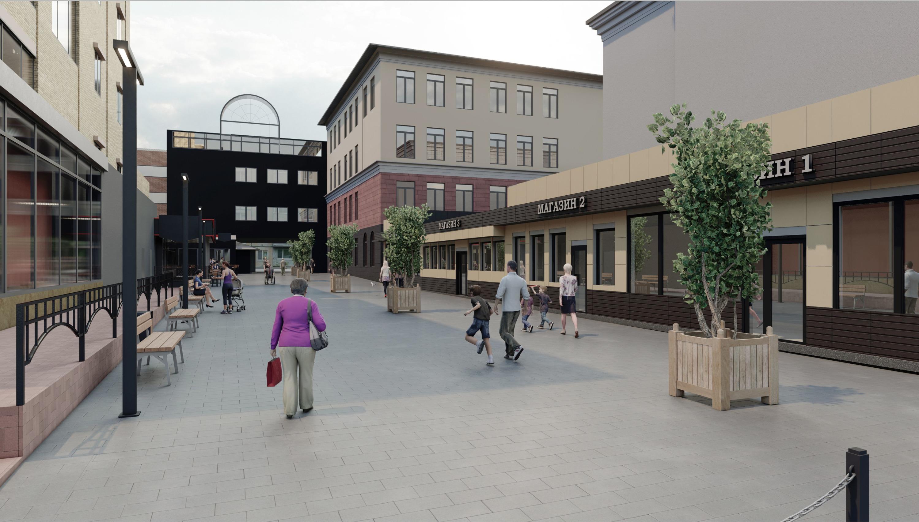 Идею «переулка Поздеева» одобрилив рамках проекта «Инициативное бюджетирование»
