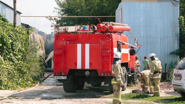 Власти нашли деньги на строительство новой пожарной части в Запанском