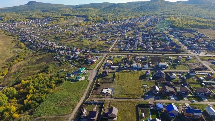 Глубиной с трехэтажку: многодетной семье выделили овраг для постройки дома в Красноярске