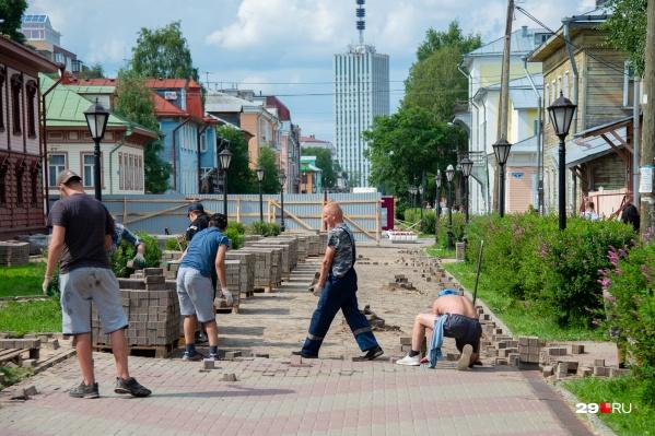 Ремонт Чумбаровки продлится до октября — всё это время она будет частично перекрыта