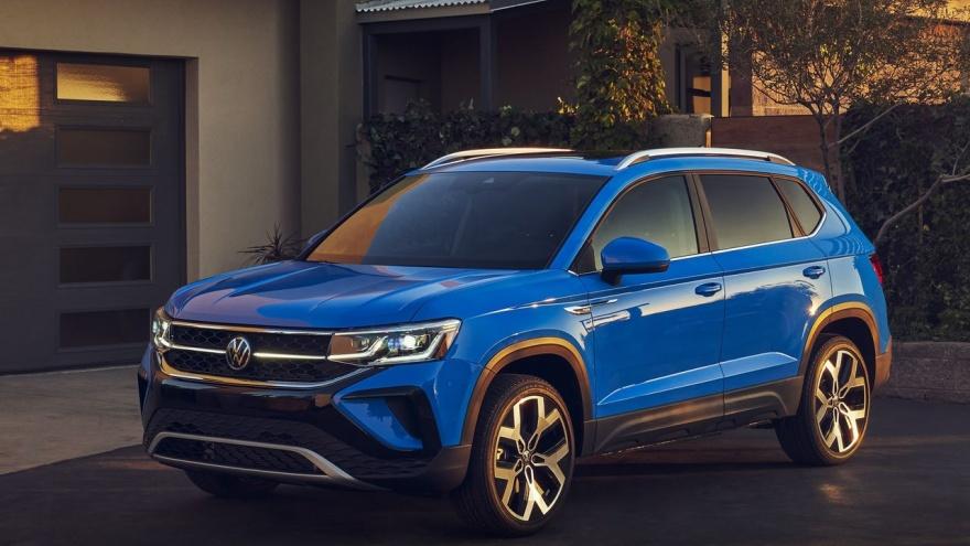 """Volkswagen Taos и другие: шесть главных новинок лета <nobr class=""""_"""">2021 года</nobr>"""