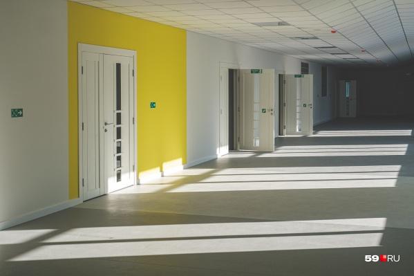 Власти Перми рассчитывают открыть школу в ЖК «Арсенал» к концу 2021 года