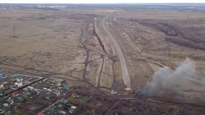 Магистраль Центральную доведут до проспекта Кирова