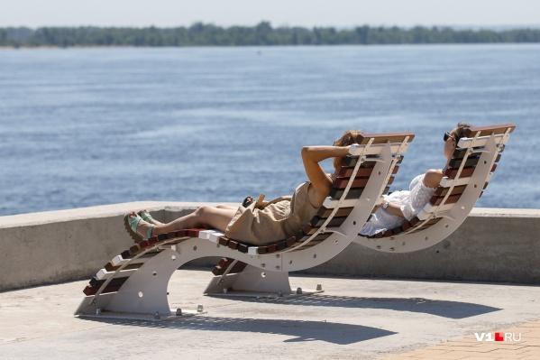 Волгоградцев ждет невероятно жаркая суббота