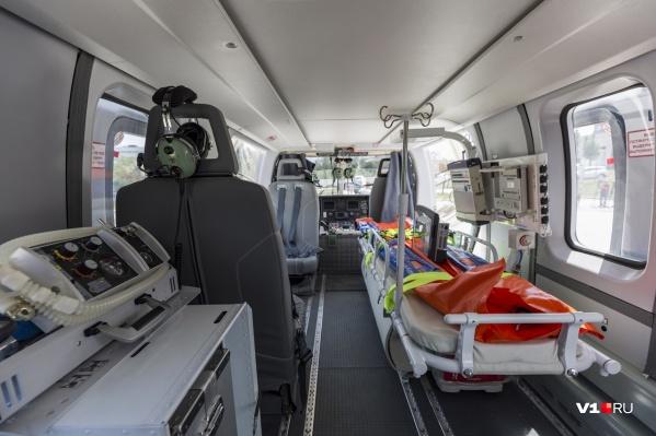 Двое из троих пострадавших в крайне тяжелом состоянии