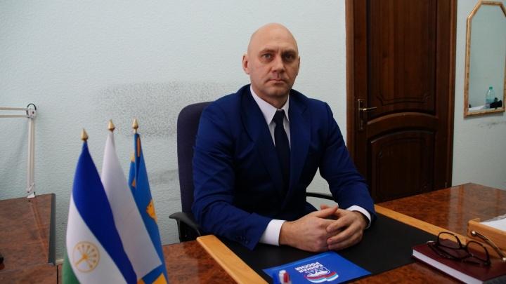 Глава Межгорья Илья Терехов подал вотставку