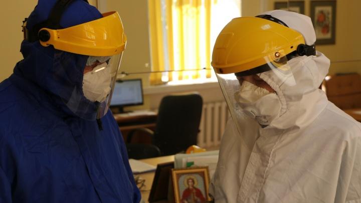26 смертей пациентов с коронавирусом зарегистрировали за неделю в Тюменской области