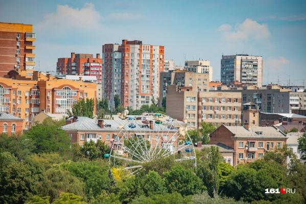 Ростовская область заняла четвертое место в рейтинге
