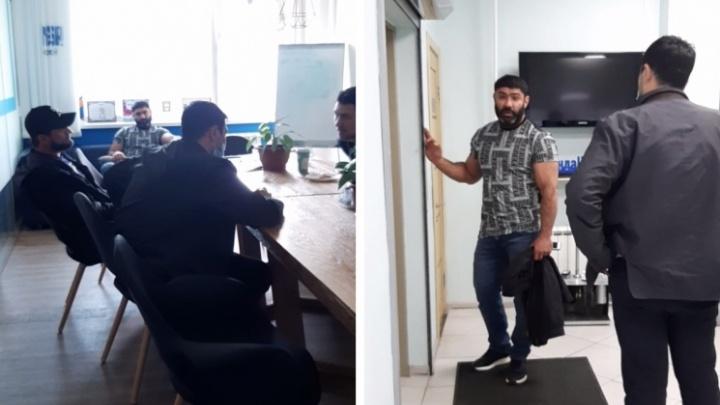 Устроивший разборки в НГС мужчина подал в суд на следователя — дебоширу не понравилось, что на него завели дело