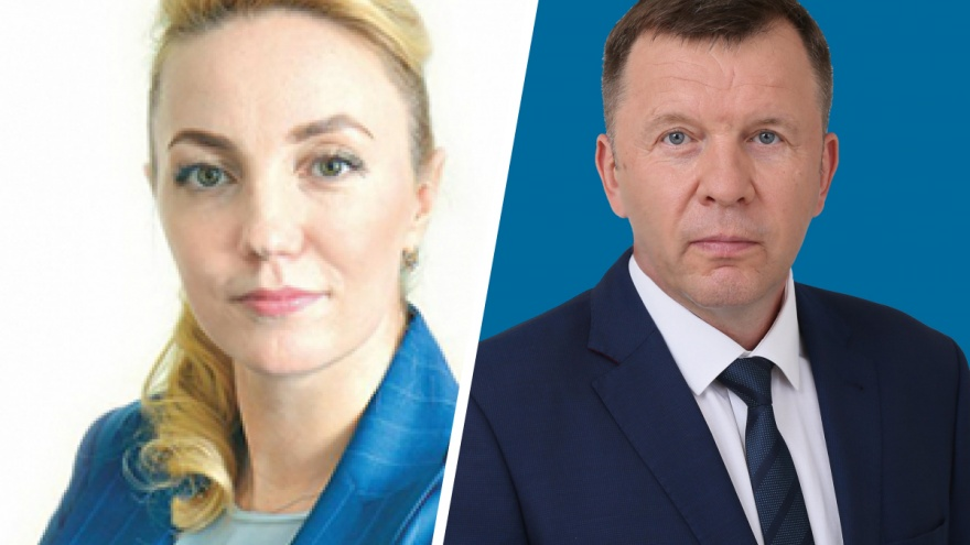 Депутат новосибирского горсовета вышла замуж за коллегу из Заксобрания