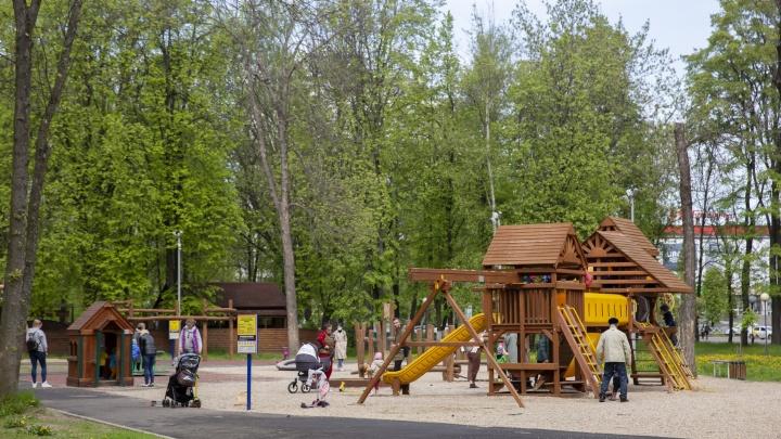 К сезону готовы: ярославские парки перешли на летний режим работы