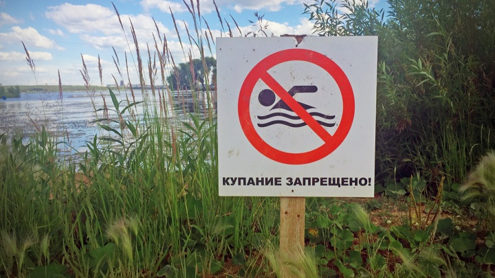 «Не умел плавать»: в Курганской области утонул подросток
