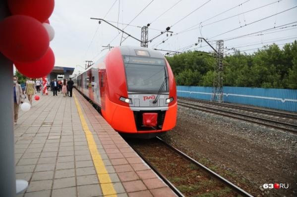 Первая «Ласточка» отправилась из Самары на Жигулёвское море 11 июня 2021 года