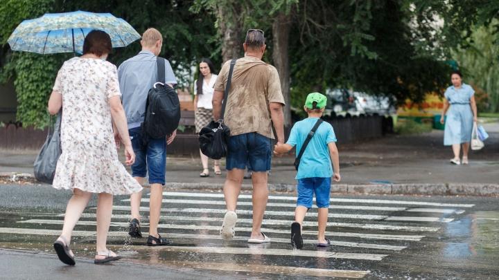 Ветрено и температура выше 30 не поднимется: смотрим погоду в Волгограде и области на грядущий день