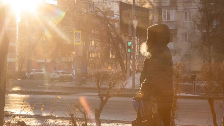 Синоптики рассказали, когда морозы начнут отступать от Самарской области