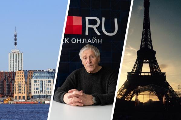 Юрий Барашков целый год провел во Франции, в феврале вернулся в Архангельск — на время<br>