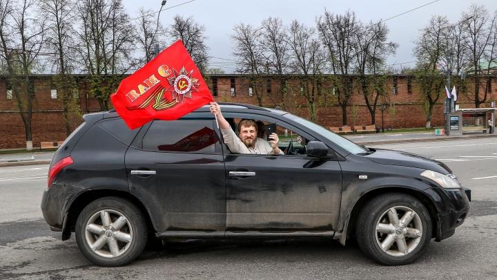 «Утром — дань памяти, а вечером — торжество Победы»: метеорологи уточнили, какой будет погода 9 Мая в Нижнем Новгороде