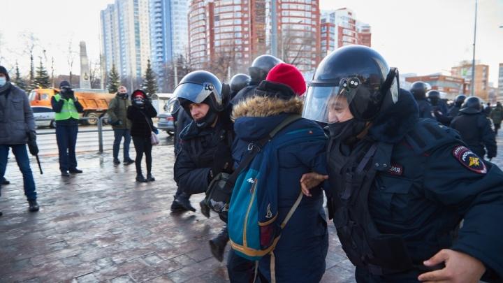 В Самаре задержали бывшего главу регионального штаба Навального