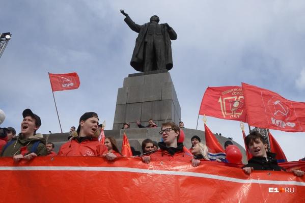 Александр Ивачёв мечтает, что коммунисты снова смогут прийти к власти