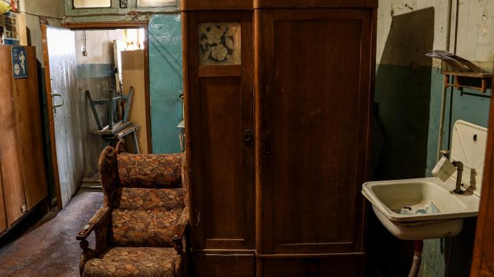 Одна нога тут, другая — там: топ-5 крошечных квартир в Нижнем Новгороде