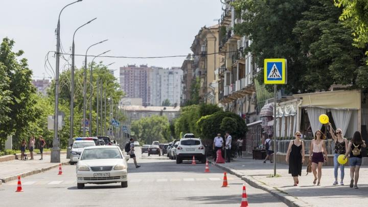 В Волгограде улица Чуйкова вновь станет пешеходной на все выходные